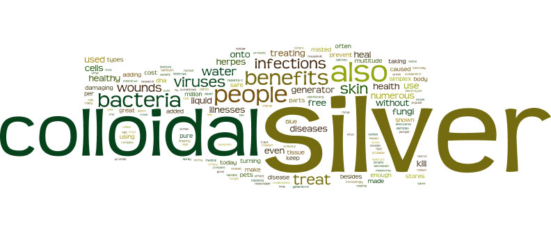 The Benefits of Colloidal Silver